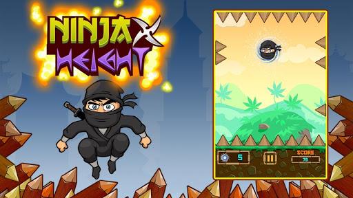 Ninja Height