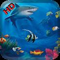 Sea Aquarium Live Wallpaper icon