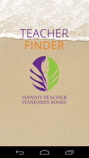 Teacher Finder