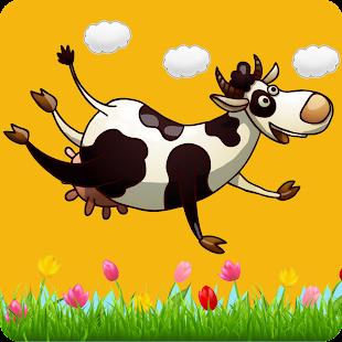 Super Dutch Cow gets high