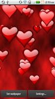 Screenshot of Shiny Love Hearts Live