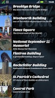 Screenshot of New York Top 30 Sights