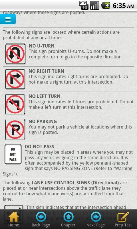 pa driving manual
