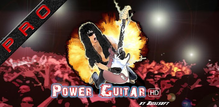 Power Guitar Hd Apk