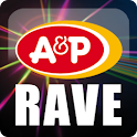 A&P Rave by mix.dj logo