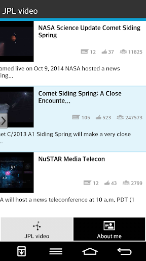 JPL video