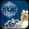 E-Glitter LittleWishClock logo