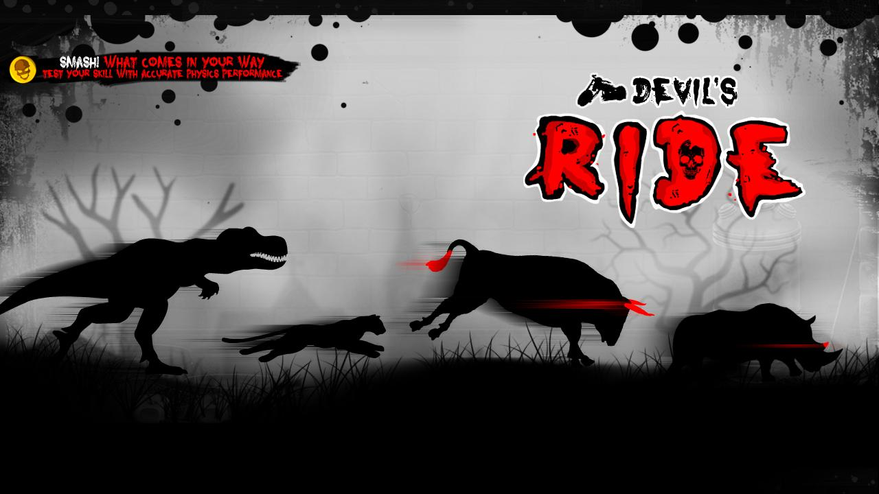 Devil's Ride - screenshot