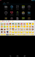 Screenshot of COOL SYMBOLS PRO ( Emoticon )