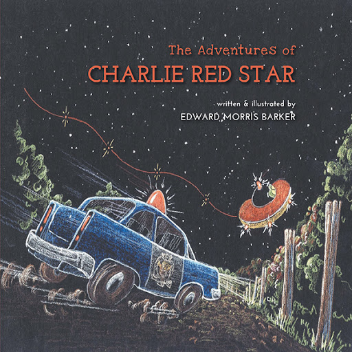 The Adventures of Charlie Red Star cover