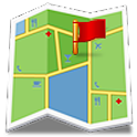 Share Location logo