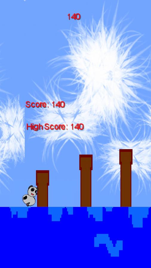 Fat Panda - screenshot