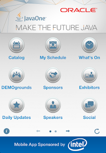 JavaOne San Francisco - screenshot thumbnail