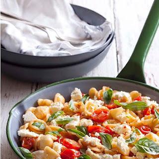 Ricotta And Tomato Pasta