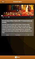 Screenshot of Sarasota Opera