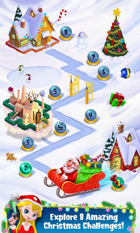 Santa Rescue Challenge - Doc X- screenshot