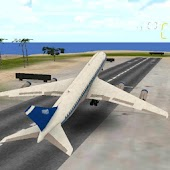 Simulador de vuelo: avión 3D