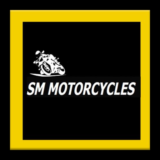 S M Motorcycles LOGO-APP點子