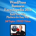 WordPress Encyclopedia 2014 icon