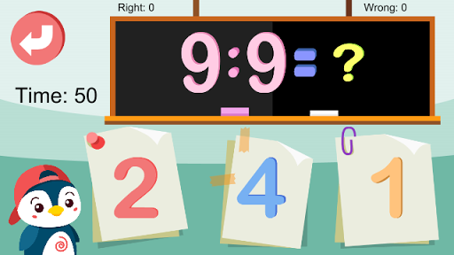 Math for kids game