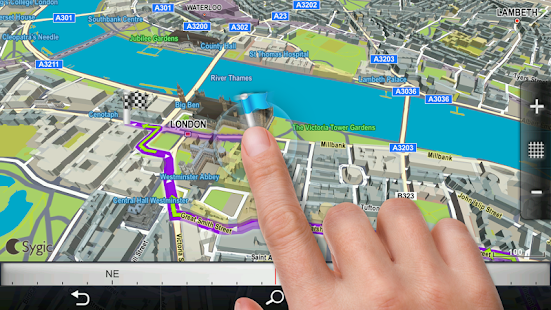 Sygic: GPS Navigation & Maps - screenshot thumbnail