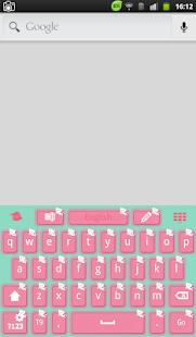 Pink Cat Keyboard