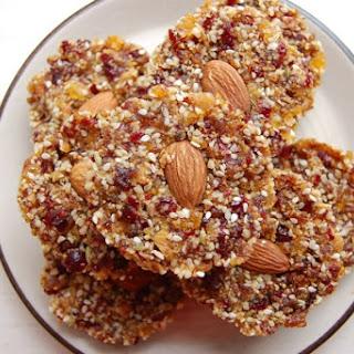 Apricot Cranberry Pan de Higo