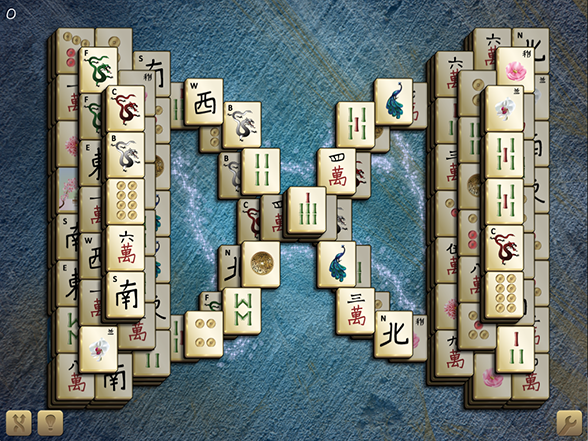 Mahjong Skies - screenshot