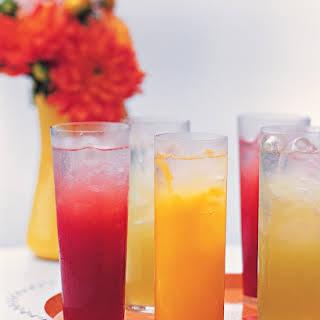 Fruit Spritzers.