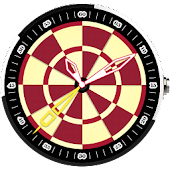 Classic Analog Darts WatchFace