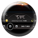 player meteo for zooper pro icon