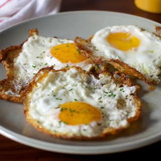 The Crispy Egg