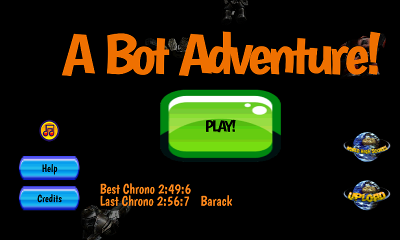 a Robot Adventure- screenshot