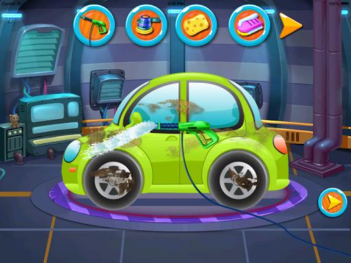 Car Wash Salon - car games
