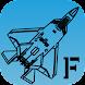 戦闘機図鑑アプリ