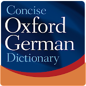 Concise Oxford German Dict. TR
