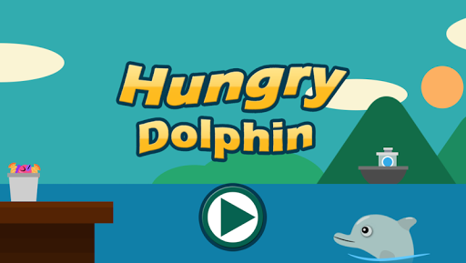 給飢餓的海豚 Hungry Dolphin