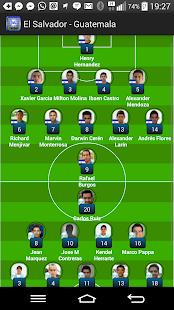 El Salvador Fútbol - náhled