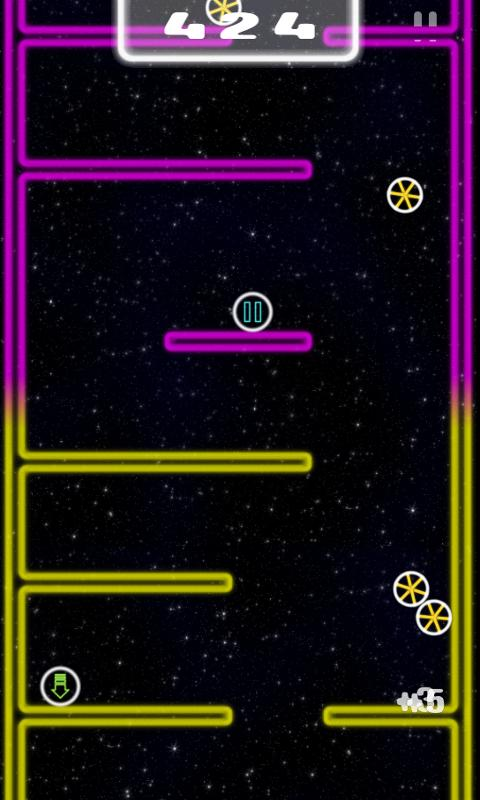 FallDown- screenshot