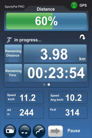 SportyPal- screenshot