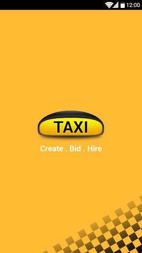 Taxi Bid