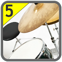 Play Drums Set Funk Music icon