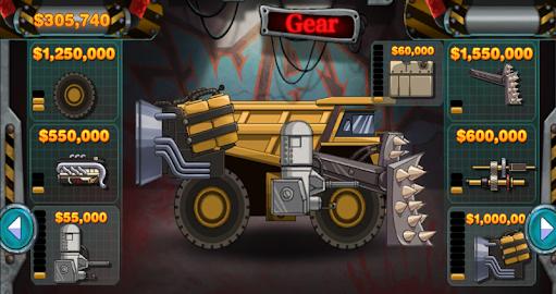 Monster Car Hill Racer Screenshot 8