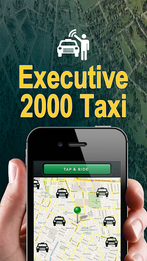 Executive 2000 Taxi