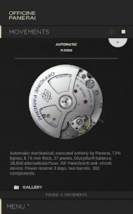 Officine Panerai Catalogue2013 - screenshot thumbnail