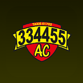 334455 AC Taxis Cab App
