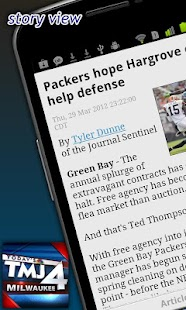 TMJ4.com - WTMJ-TV Milwaukee - screenshot thumbnail