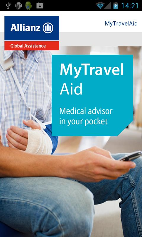 MyTravelAid - screenshot
