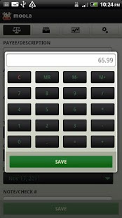 mooLa! (Checkbook) FREE- screenshot thumbnail