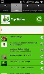 Isipathana Online ( ICOIC )-skjermdump – miniatyrbilde
